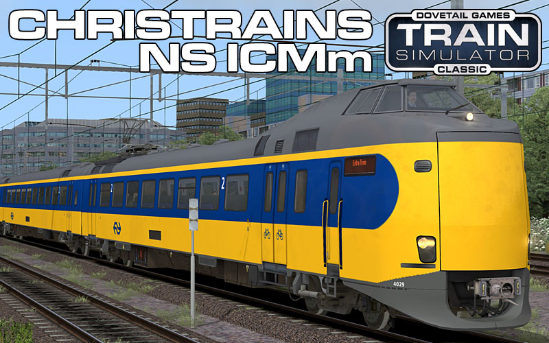 ChrisTrains NS ICMm