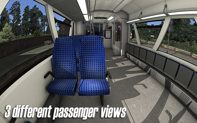 Christrains Stadler Rs1 Regio Shuttle