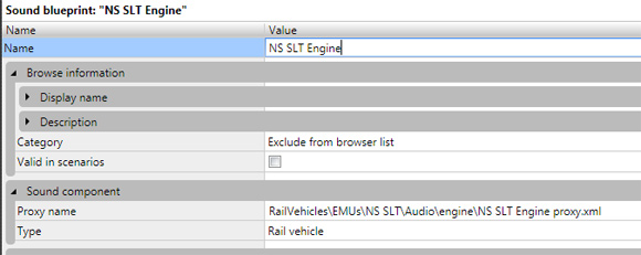 Dtg train simulator tech article audio blueprints the audio blueprint is really only a placeholder that points to the proxy blueprint but its the one that your engine wagon or scenery object needs to malvernweather Images